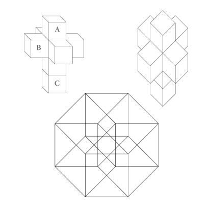 Unfolded Hypercube