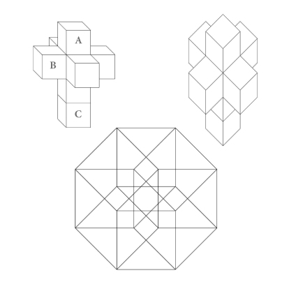 Unfolded Hypercube